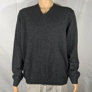 Brooks Brothers Lambswool and Cashmere Sweater